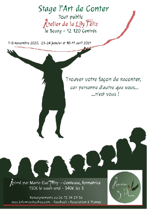 Stage l'Art de conter (tout public)