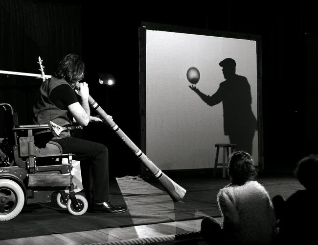 Spectacle : Itzaal, une ombre fantastique