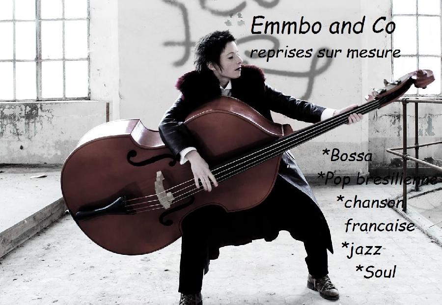 Repas-concert gratuit avec Emmbo and Co
