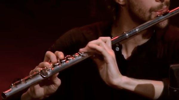 Concert de flûte traversière