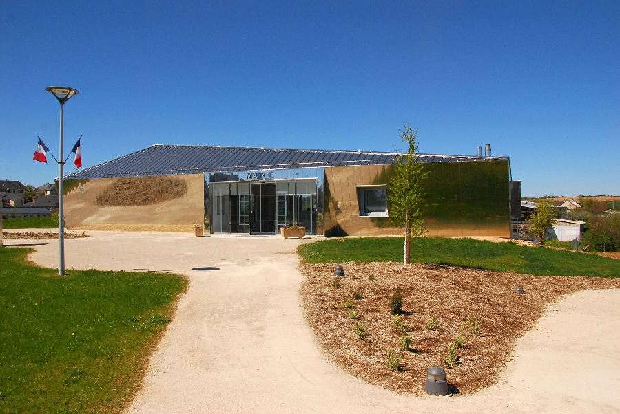 Architectures contemporaines en Aveyron
