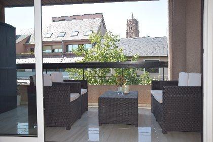 Appartement Canitrot, OFFICE DE TOURISME DU GRAND RODEZ