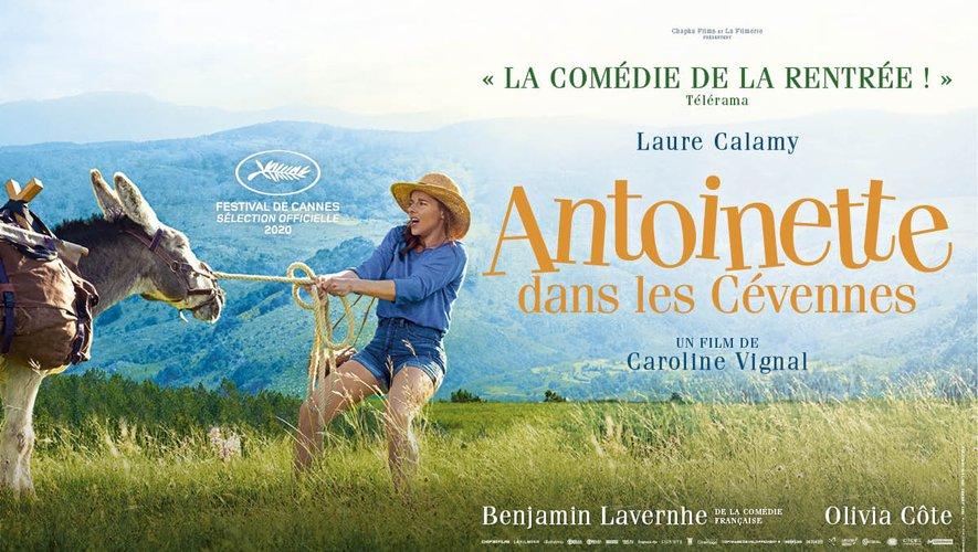 Cinéma : Antoinette dans les Cévennes