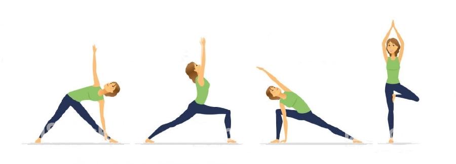 Cours de stretching postural en visio
