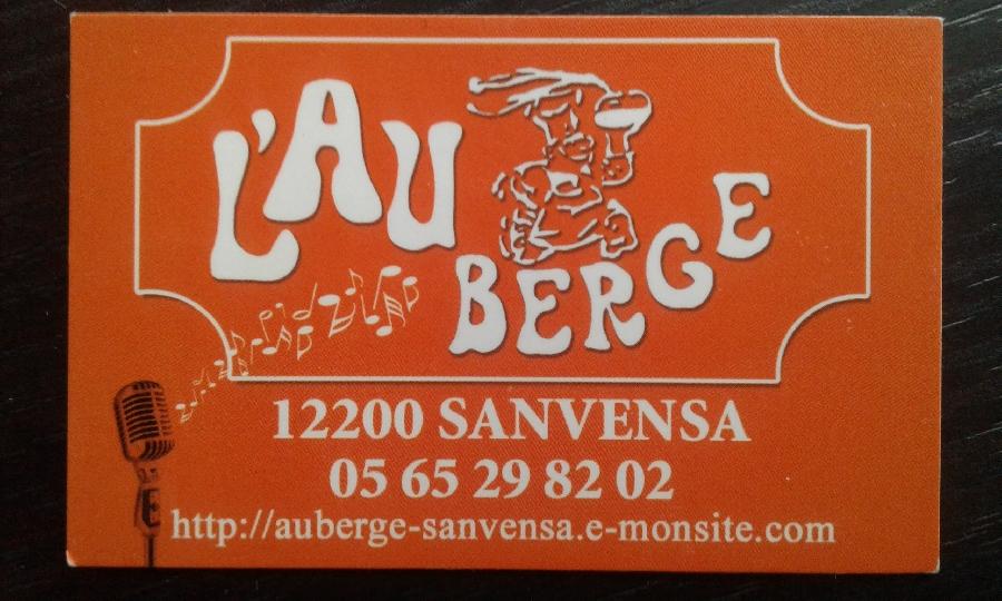 L'Auberge Sanvensa