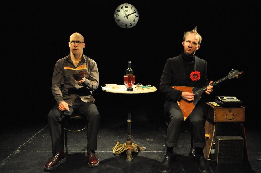 Le 11/11/11 à 11h11 étonnant, non ? - Les Escapades du Théâtre de la Maison du Peuple