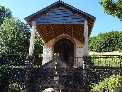 Chapelle de Saint Méen, Office de Tourisme Rougier d'Aveyron Sud