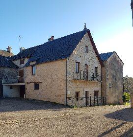 Gîte de la vieille église de Coussergues, Office de Tourisme des Causses à l'Aubrac