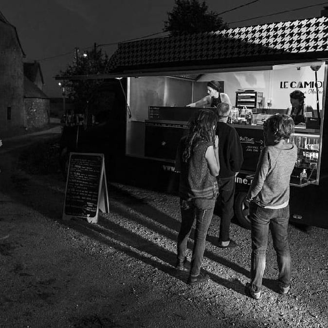 Food truck Le camion de Madame