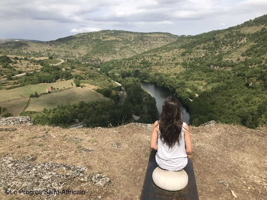 La Vallée des Respirs - Les Raspes à Auriac