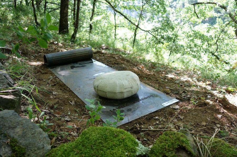 La Vallée des Respirs dans les sous-bois du Viala du Tarn