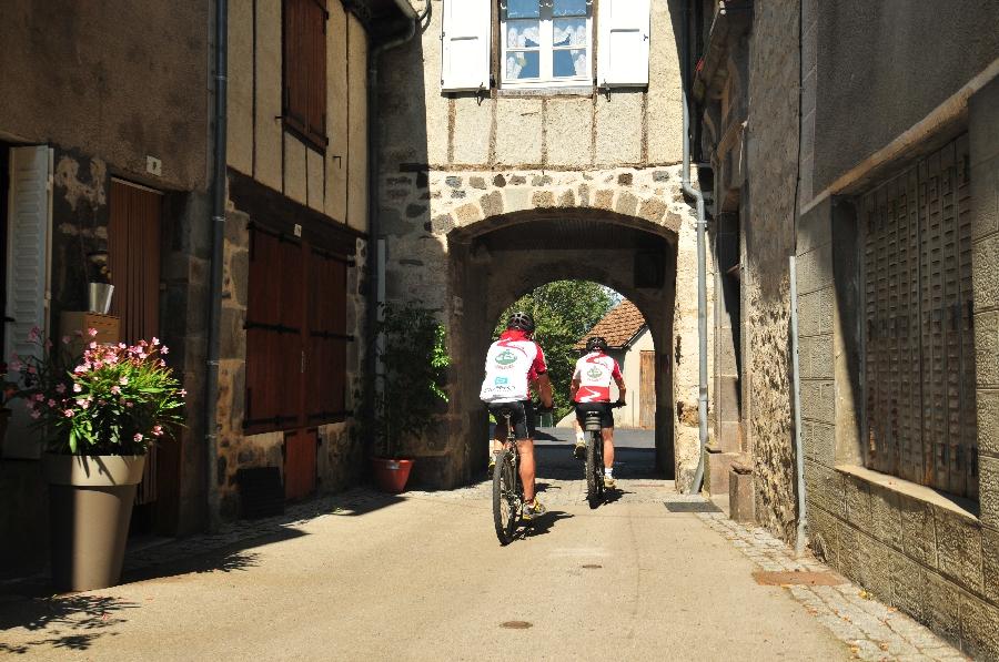 VTT Carladez : Liaison Mur-de-Barrez - Thérondels