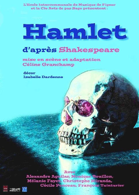 Annulé : Hamlet d'après Shakespeare