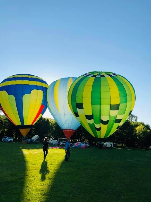 Ballon du Causse: baptême de l'air en montgolfière