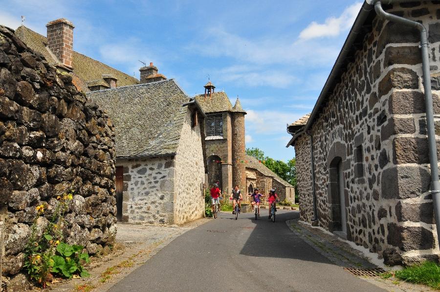 VTT Carladez : Liaison Thérondels - Mur-de-Barrez