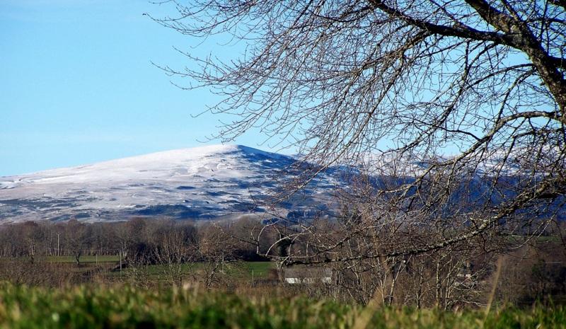 VTT Carladez : Le village templier de Nigresserre