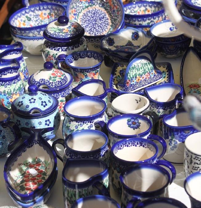 Atelier Initiation à la peinture sur porcelaine