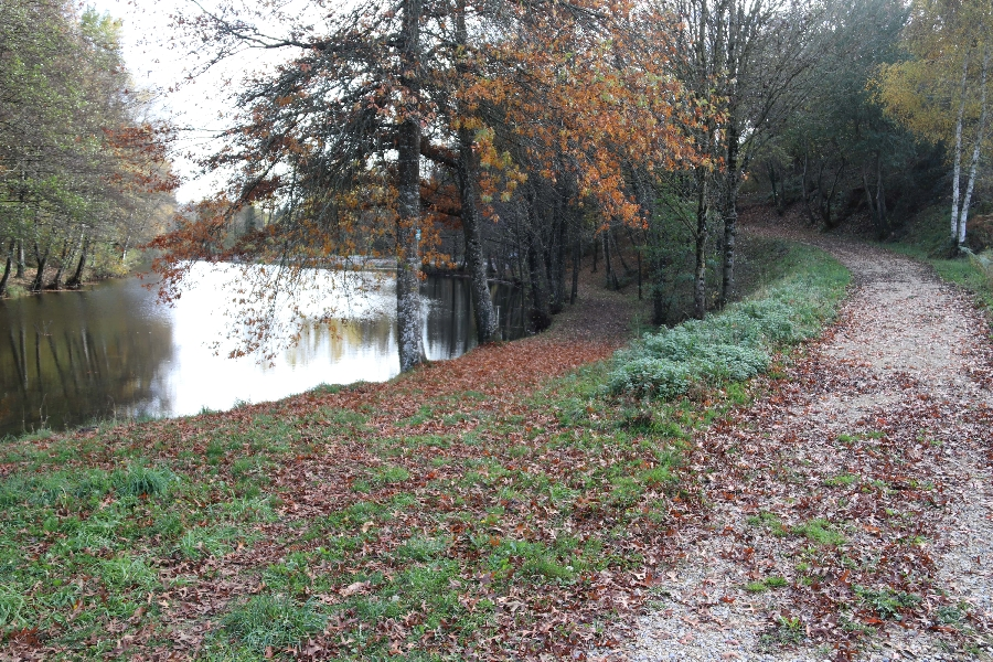 Plan d'eau de Carcenac-Peyralès