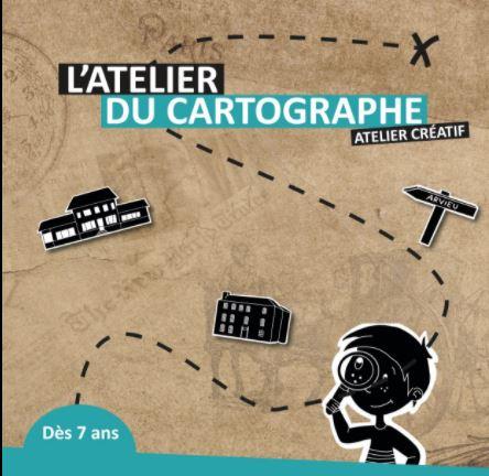 L'ATELIER DU CARTOGRAPHE