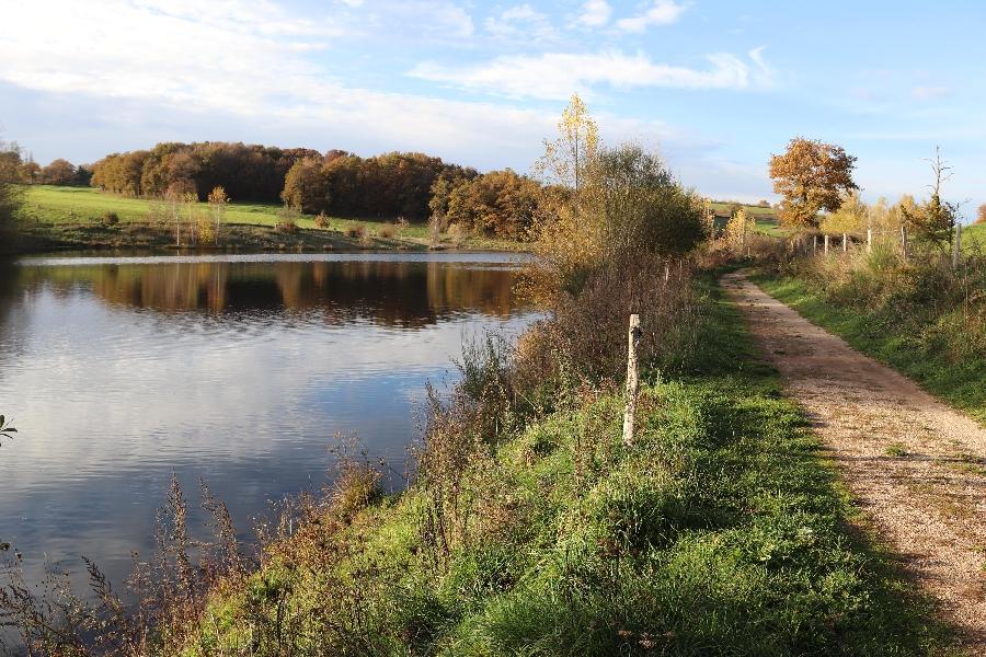 Lac de la Brienne ou de Planèzes