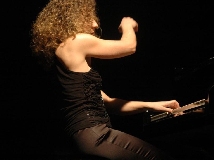 Concerto pour piano de Patrizia Prati