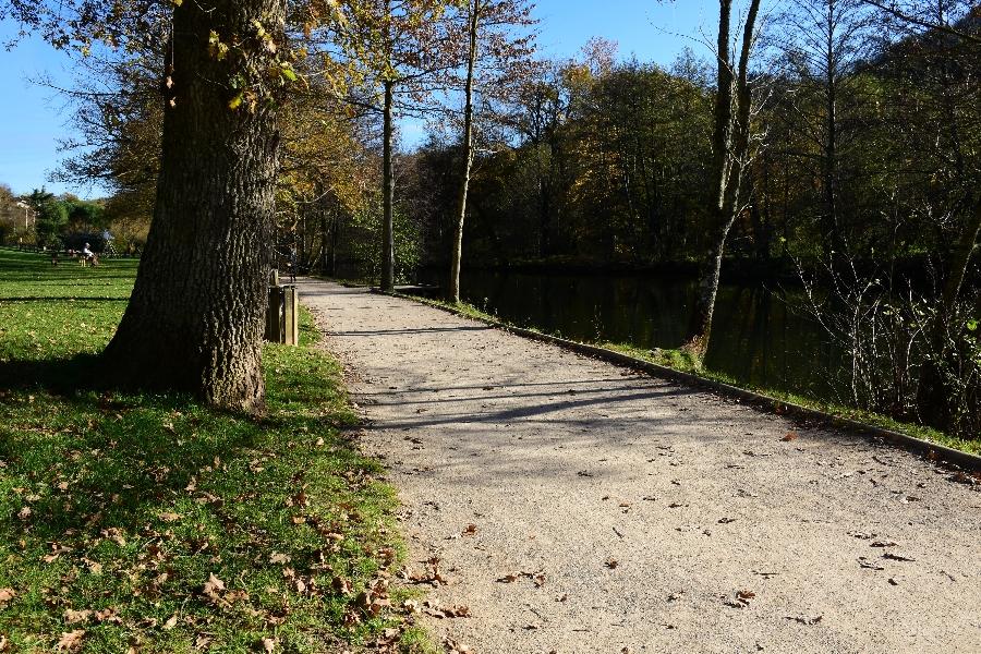 L'Aveyron au Moulin de Bourran (lâchers de truites)