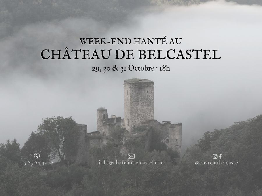 Expérience de Château hanté