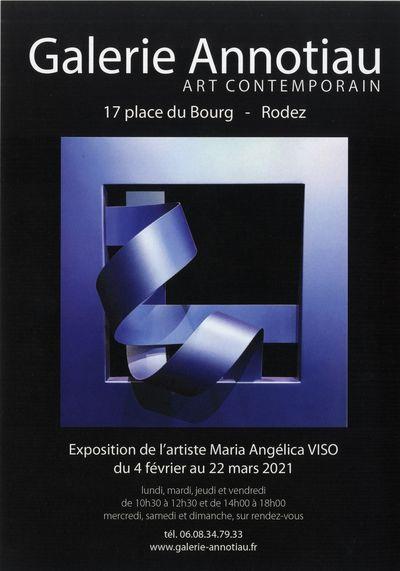 Exposition Maria Angélica VISO