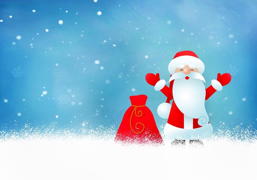 Animations de Noël au marché hebdomadaire de Naucelle