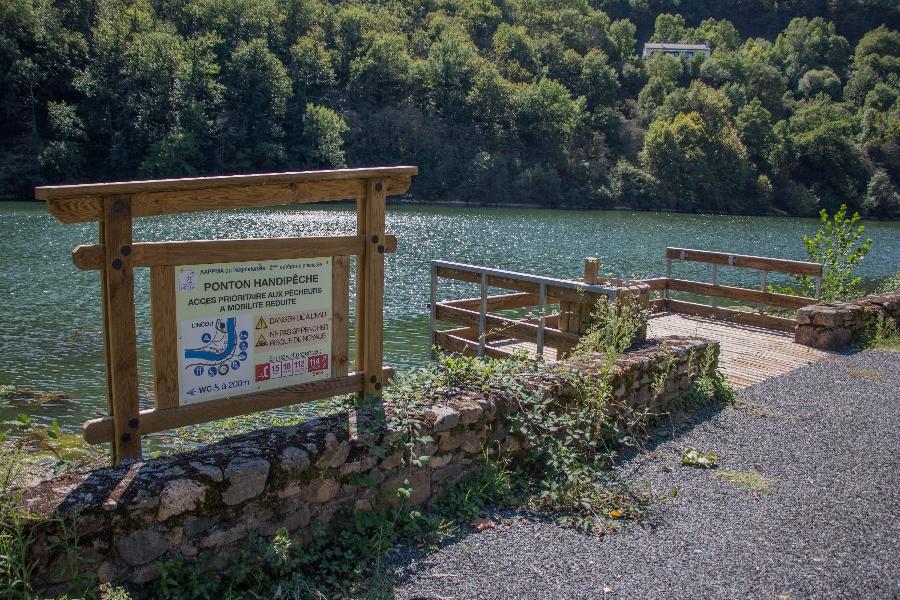 Lac de Lacroux ou de Lincou