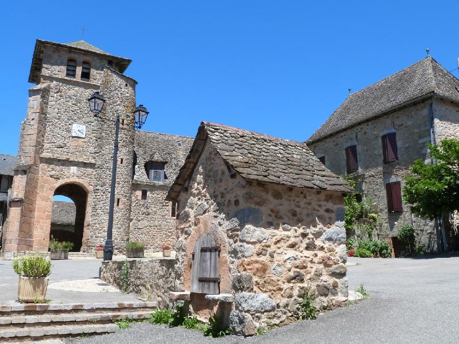 Visite et rando La Bastide l'Évêque et les Martinets