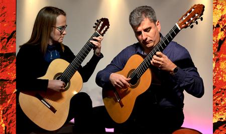 Musicales de Mélac : Duo Thénis