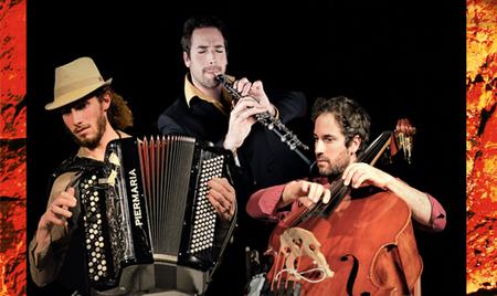 Musicales de Mélac : Trio des Anges