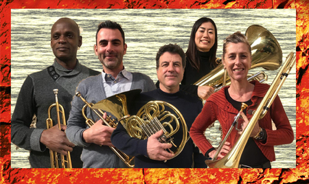 Musicales de Mélac : Quintette de cuivres
