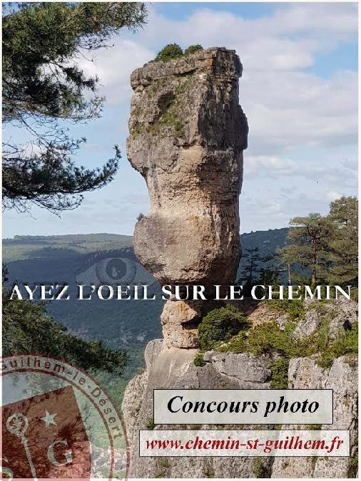 Concours photo sur le chemin de Saint Guilhem