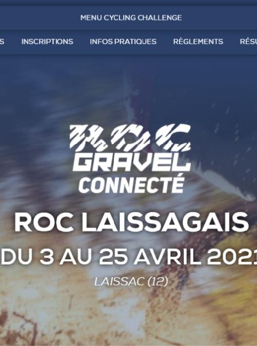 Roc Gravel Connectée