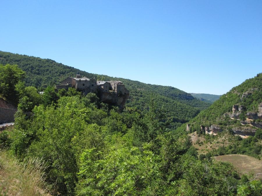 Les Gorges du Trévezel