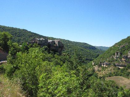 Les Gorges du Trévezel, OFFICE DE TOURISME LARZAC VALLEES