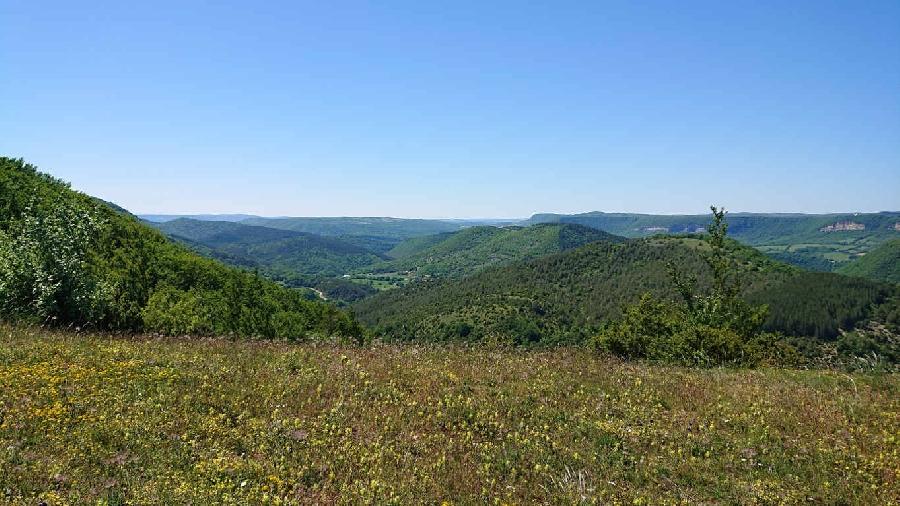 Le Plateau du Guilhaumard