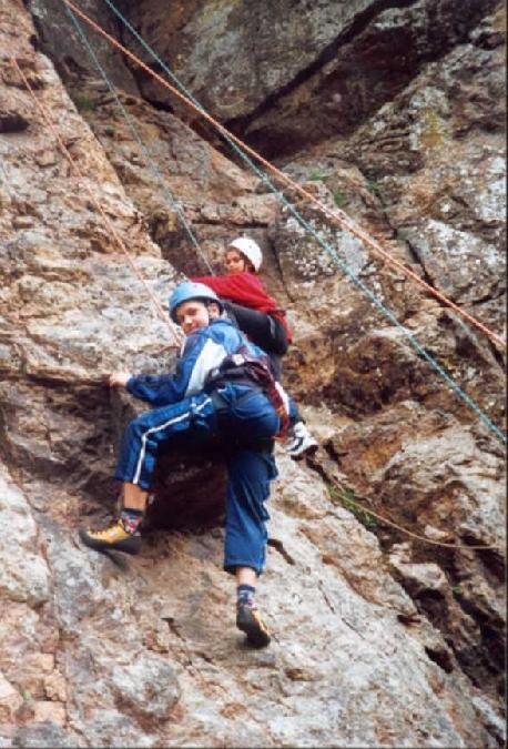 Site d'escalade La Roche du Py