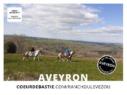 Ranch du Lévézou, OFFICE DE TOURISME DE PARELOUP LEVEZOU