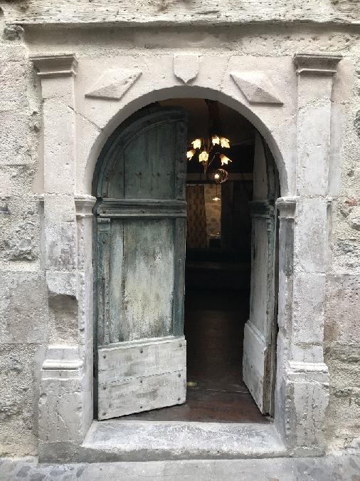 Maison d'Or-Vert : Atelier d'Orfèvre du Moyen Âge
