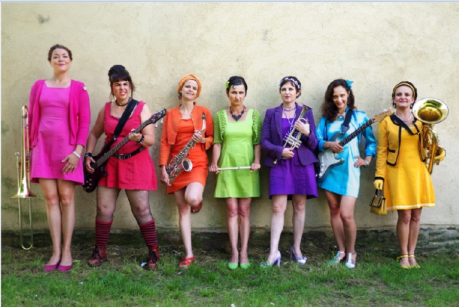 Millau Jazz Festival - Mademoiselle Orchestra