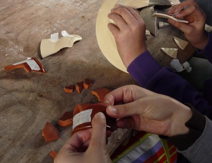 Atelier « Apprentis archéologues »