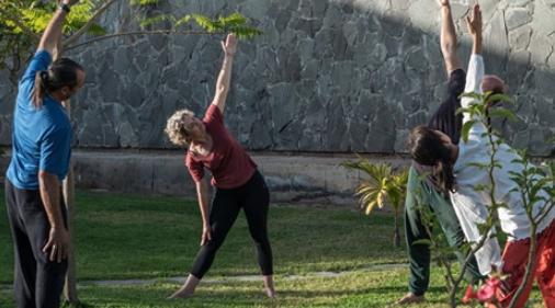 Stage Méditation Yoga doux et Danse