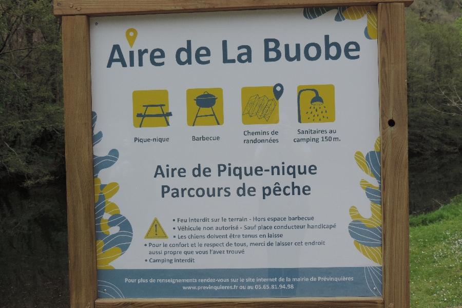 Aire de la Buobe