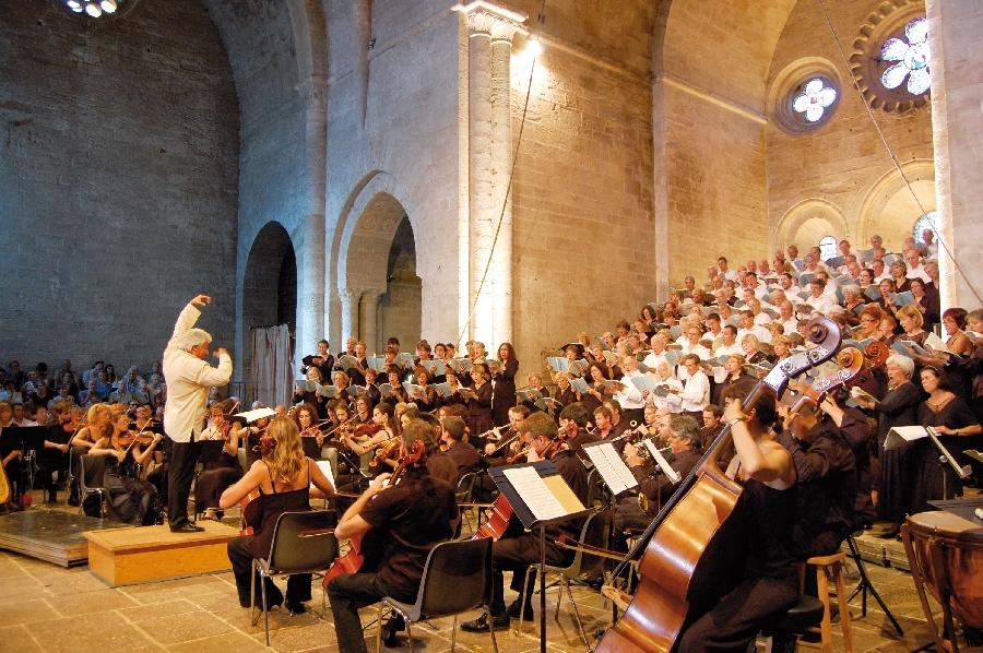 44e Festival de Musiques Sacrées et Musiques du Monde de l'Abbaye de Sylvanès