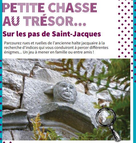 Chasse au trésor sur les pas de Saint-Jacques