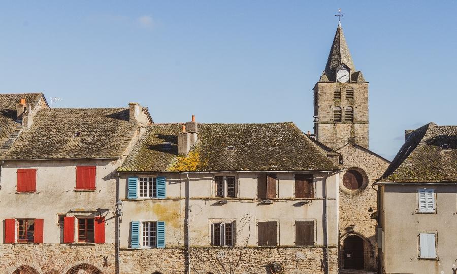 Le Ségala à vélo : au détour des plus beaux villages de France