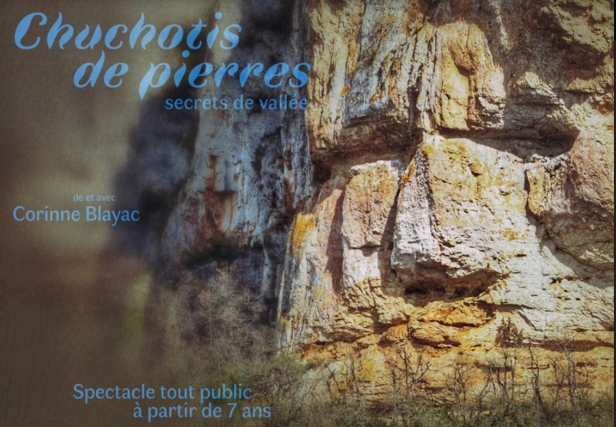 Chuchotis de pierres secrets de la vallée